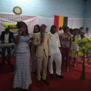 South Africa – Based Ghanaian Church Supports Orphans, Widows