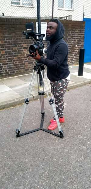 Sammy Tuger Bags Contracts In UK After Winning ZAFAA Award [Video]