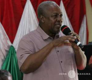 Every Ghanaian Knows Mahama Is Stark Naked on Free SHS – Part 1