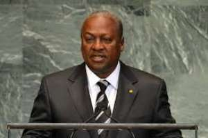 Protect Journalists To Do Their Work – Mahama To NPP