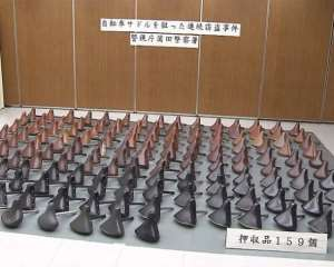 Man Steals 159 Bicycle Seats Because Someone Stole His