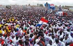 Nana B Leads NPP Youth Health Walk In Upper West