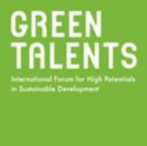 10 Years Green Talents Competition: Awardees Of 2019 Tours Germany