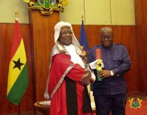 Justice Anthony Yeboah
