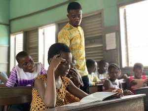 """Showing Up For The Kids: Today, Akufo-Addo """"Yere"""""""