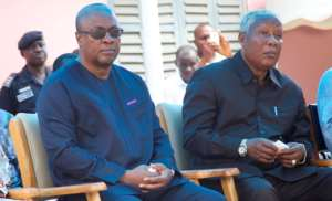 Otumfuo couldn't have said it any better: Mahama must show remorse for his errors in judgement!