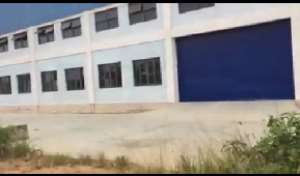 Mahama's Legacy Suffers Neglect:  Multi-million Dollar Sacks Factory Left To Rot At Adeiso