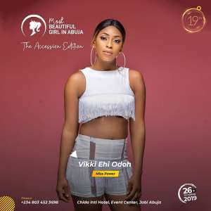 Most Beautiful Girl In Abuja Holds On 26th October As Team Unveils 35 Contestants