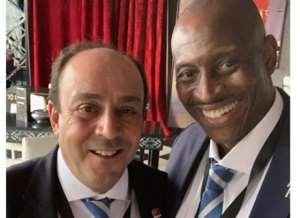 Herbert Mensah Congratulates Rugby Africa And Khaled Babbou
