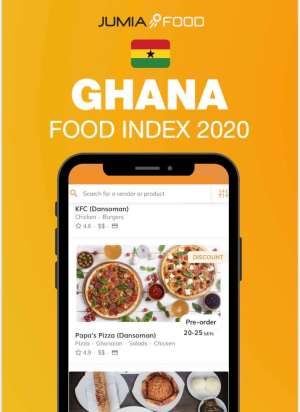 Jumia Launches 2020 Ghana Food Index Report