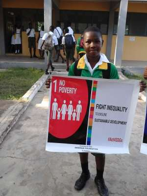 Eradication Of Poverty Only Possible By Fighting Inequalities