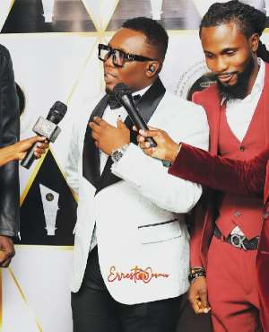 Sarkodie, Fameye And Diana Hamilton Win Big At Ghana Music Awards-USA