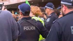 The Decent Protester: A Down Under Creation