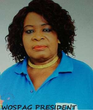 WOSPAG President Cautions Delegates At GFA Elections