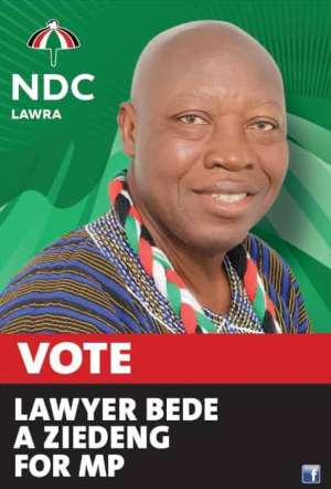 Bede Ziedeng Vows To Unseat Anthony Karbo In Lawra Constituency