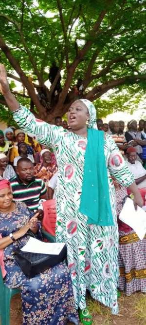 Hajia Jemila Amadu, the NDC Northern Regional Zongo Caucus Coordinator