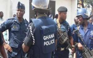V/R: Gbefi Residents Allegedly Attack Kpando Police Officers; Free Suspect