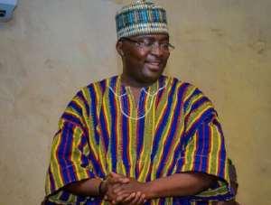 Dr. Mahamudu Bawumia, Vice President of the Republic of Ghana