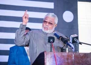 Lack Of Patriotism Ghana's Biggest Worry — Rawlings