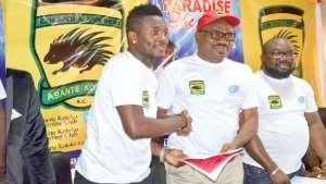 Asante Kotoko To Terminate Paradise Pac Mineral Water Deal - Reports
