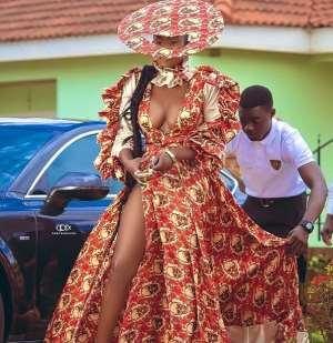 Ghanaian Fashion Influencer, Nana Addo Wows Guest at Miss Malaika 2018