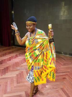Ghanaian Student Wins Contest In Beijing China