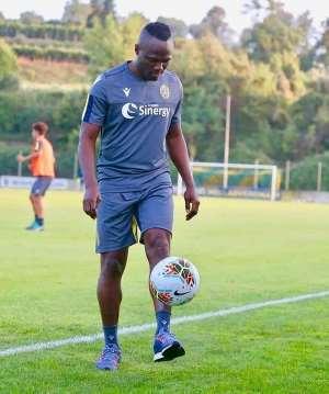 EXCLUSIVE: Agyemang Badu Returns To Hellas Verona Training After Suffering Pulmonary Microembolism