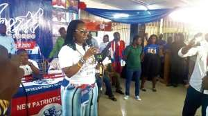 Ursula Owusu Ginger 'Party Girls' To Start Campaign To Retain Power In 2020