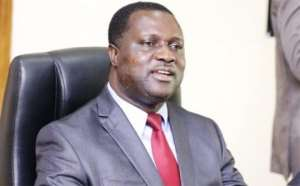 Deputy Minister of Education, Dr. Osei Yaw Adutwum
