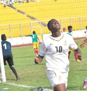 'I'm Working Hard To Be The Best Footballer In The World' - Princella Adubea