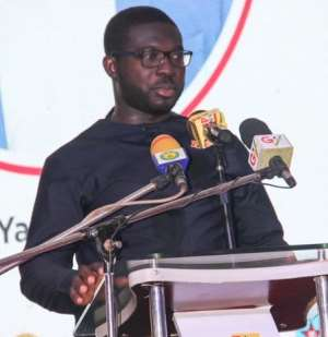 GFA Elections: Nana Yaw Amponsah's Action Plan For First 100 Days In Office