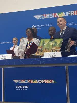 Russia, African Countries Agree On Cooperation