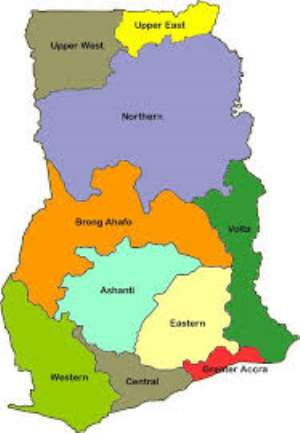 Ghana's Flawed Path To Creation Of New Regions