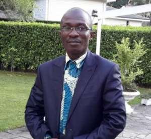 Mr Francis Ameyibor, Executive Director of CDA Consult
