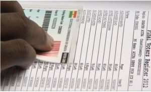How The Voter Got It Right:   Who's chopping our monies?