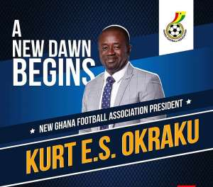 Andre Ayew Pens Congratulatory Message To Kurt Okraku