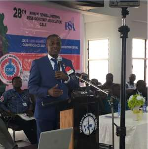 Full Text: Speech Delivered By Prez. JOY 2016 At 28th AGM Of CSIR Research Staff Association Held At Pentecost Centre Gomoa-Nyanyano
