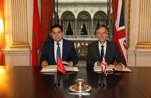 UK, Morocco Sign Continuity Agreement