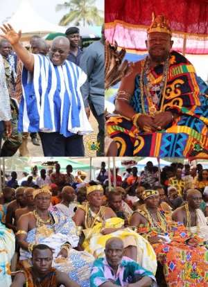 No Compromise, The Law Is Supreme At All Times---Nana Addo