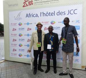 Ghanaian Journalist Serves On Carthage Film Festival Jury In Tunisia