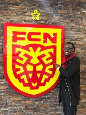 Derek Boateng Begins Scouting Job With Danish Club FC Nordsjaelland