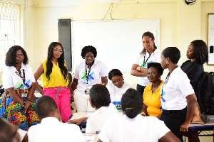 StanChart Trains Nurses On Customer Service