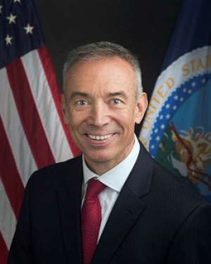 Mr. Censky is the Deputy Secretary for the U.S. Department of Agriculture.