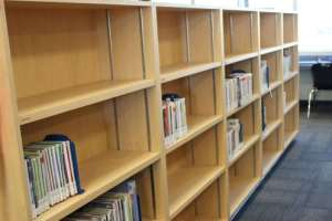 Assin North Municipal Library Lacking Books And Materials