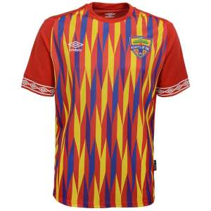 Hearts of Oak's Umbro Home Kit Ranked No.1 In Africa, No.32 Globally