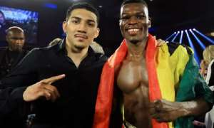 Rchard Commey: I'm Motivated To Stop Teofimo Lopez