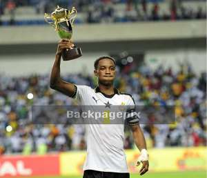 Eric Ayiah Named In Guardian's 60 Best Young Talents In World Football