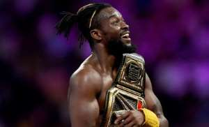 Brock Lesnar Is The Next Mountain To Conquer - Kofi Kingston
