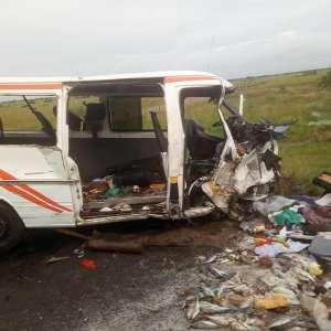 6 Killed, 15 Injured At Sege Car Crash