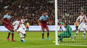 Jordan Ayew's Dramatic Late Goal Hands Crystal Palace 3 Points